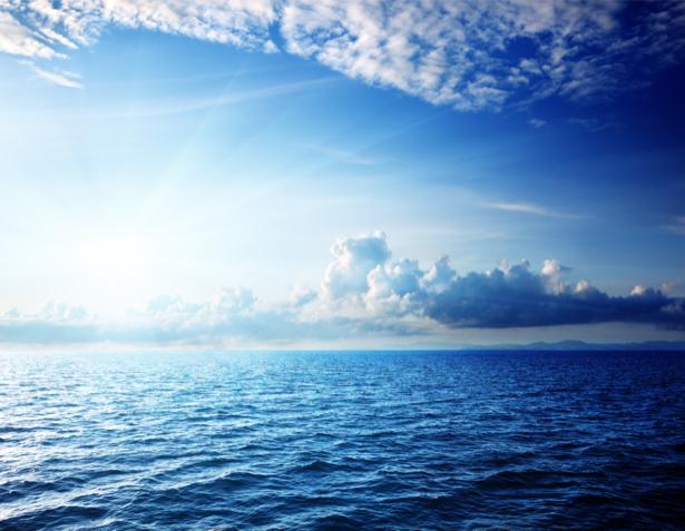 Фотообои синее море фото (sea-0000166)