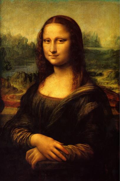 да Винчи Мона Лиза (art-0000153)