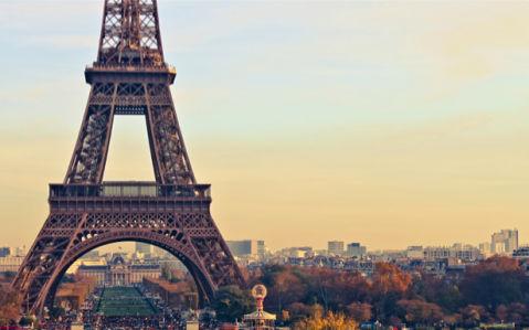 Фотообои Эйфелева башня, Франция (city-0000117)