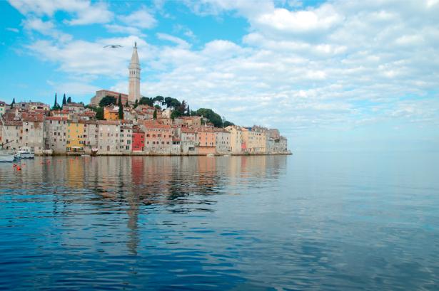 Фотообои Хорватия Ровинь (city-0000485)