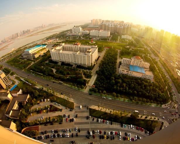 Фотообои вид на город (city-0000583)