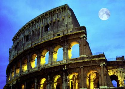 Фотообои Рим, Италия, колизей (city-0000658)