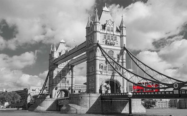 Фотообои Англия Тауэрский мост (city1236)