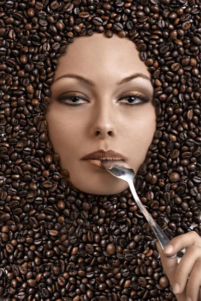 Фотообои для кухни кофе (food-0000287)