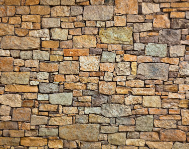 Фотообои Старая каменная стенка (loft-8)