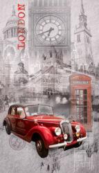 london-car
