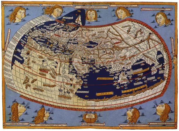 география, карты, старая карта (map-0000022)