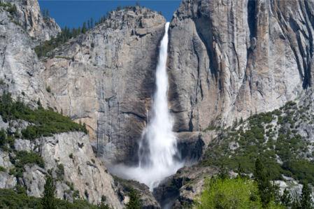 Фотообои Йосемитский водопад (nature-0000863)