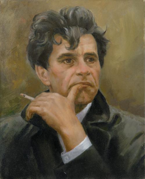 Портрет Григория Тютюнника (ukraine-0207)