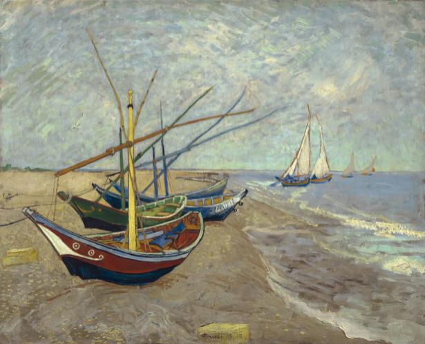 Ван Гог парусник (art-0000188)