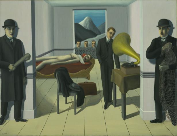 Магритт, сюрреализм (art-0000625)
