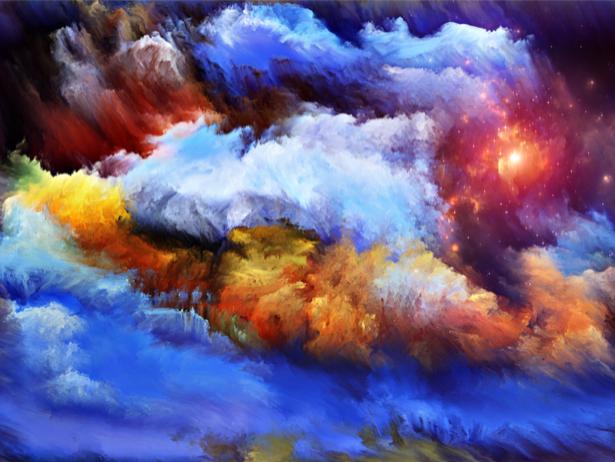Фотообои краски цветовые решения (background-0000316)