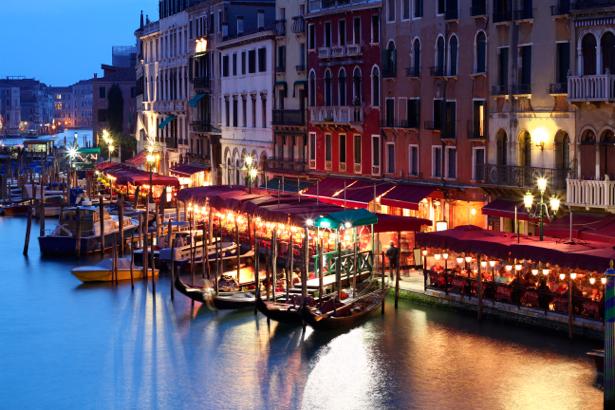 Фотообои Венеция, город, гондола (city-0000340)