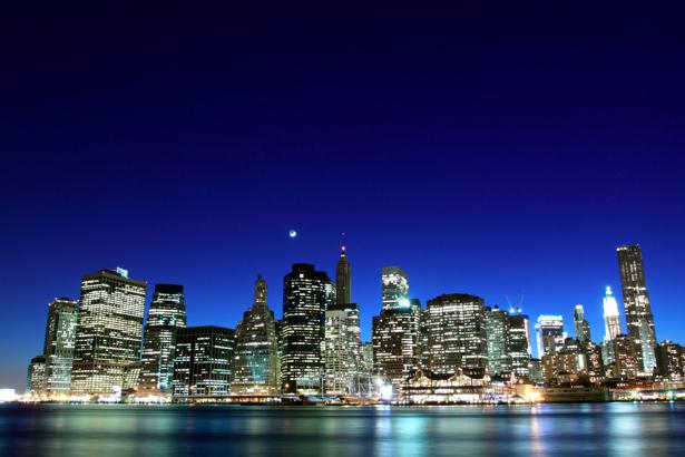 Фотообои Нью-Йорк, Манхеттен, (city-0000560)