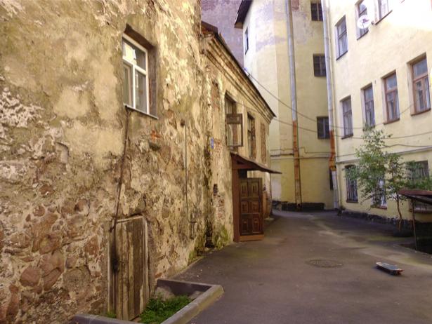 Фотообои европейские улицы (city-0000704)