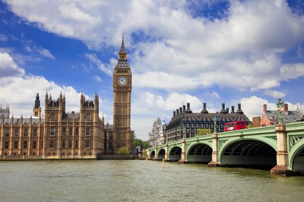 Фотообои Англия Биг-Бен (city-0000733)