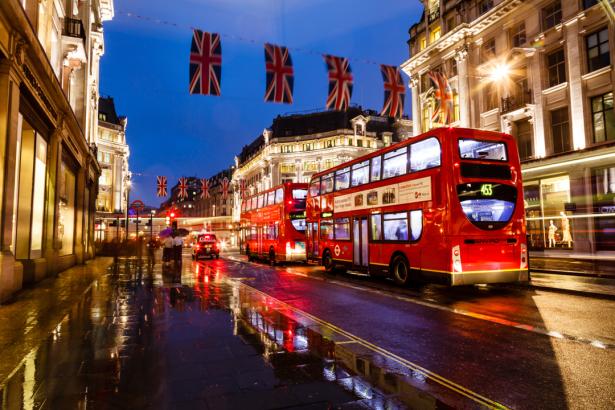 Фотообои - Улицы Лондона фото (city-0001258)