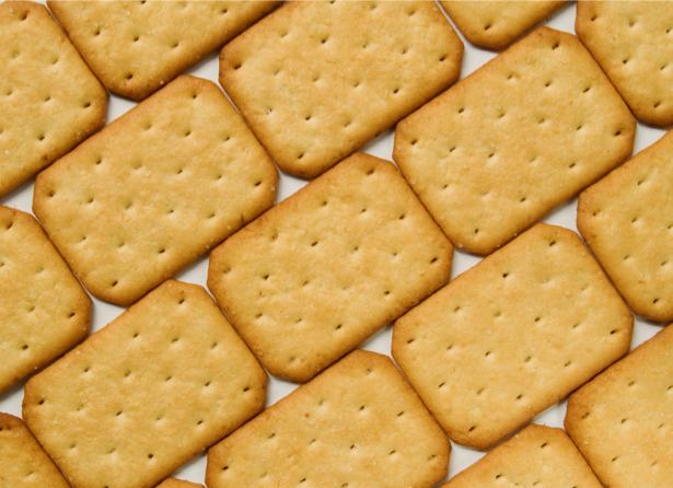 Фотообои для кухни печенье, крекер (food-0000031)
