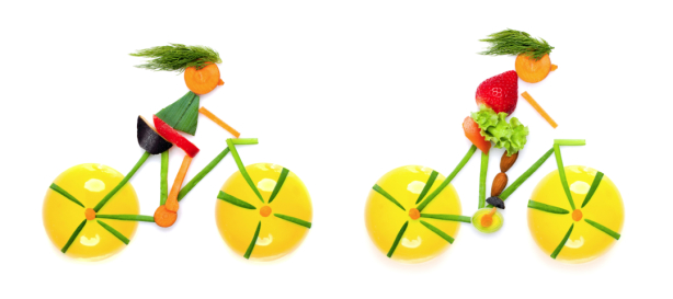 Обои в кухню композиции из овощей (food-0000314)