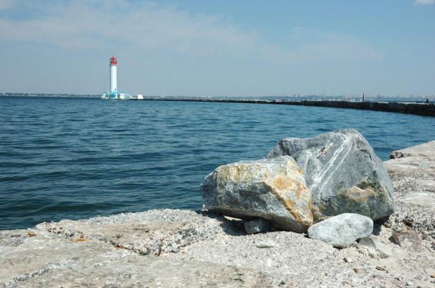 фотообои Одесса море и маяк (fotooboi_odessa_4)