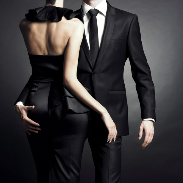 Фотообои девушка с мужчиной пара (glamour-0000048)