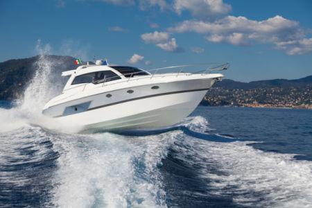 Фотообои катер лодка (transport-0000273)