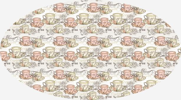 Скатерть Английский чай (0105)