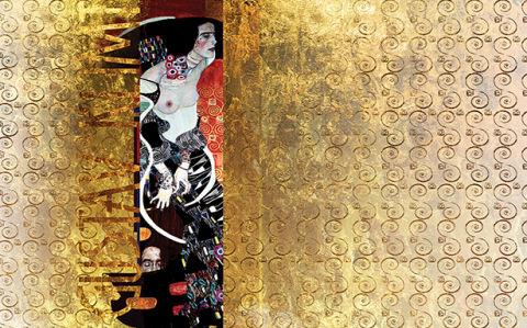 Фотообои живопись Густав Климт 4.00 х 2.50 м (400x250-klimt)
