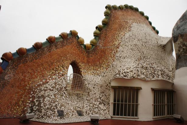 Фотообои Сторожевая башня Барселона (city-0000121)
