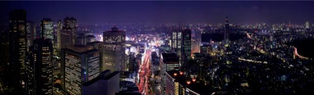 Фотообои Токио Япония (city-0000487)
