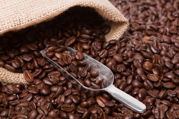 Фотообои на кухню зерна кофе (food-0000164)