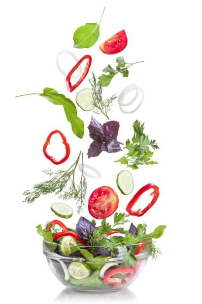 Фотообои для кухни овощное ассорти (food-0000217)