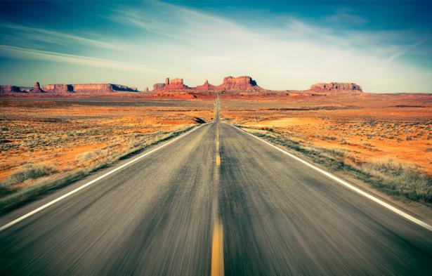Фотообои Гранд-Каньон дорога (nature-0000752)