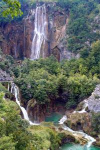 Фотообои Плитвицкие озера Хорватия 1 (nature-0000848)