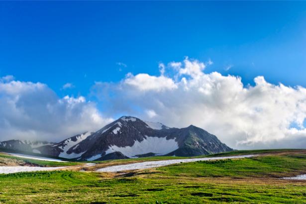 Фотообои виды природы горы (nature-00080)