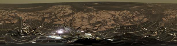 Фотообои 3д город на луне (terra-00071)