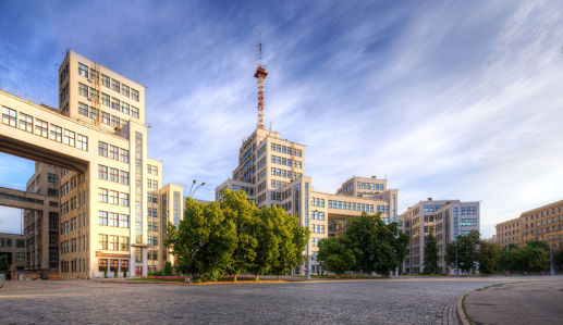Фотообои Дом Государственной промышленности (ukr-10)