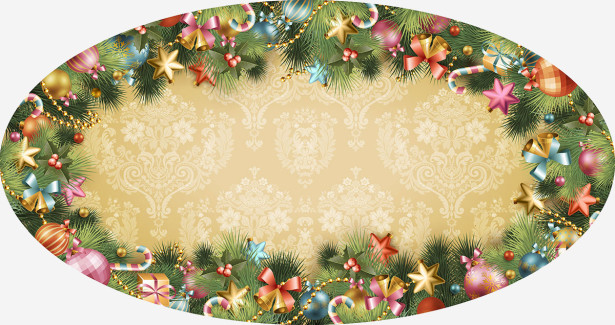 Скатерть Новогодняя (0151-2)