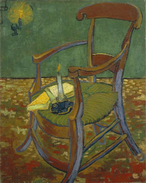 Ван Гог стул (art-0000191)