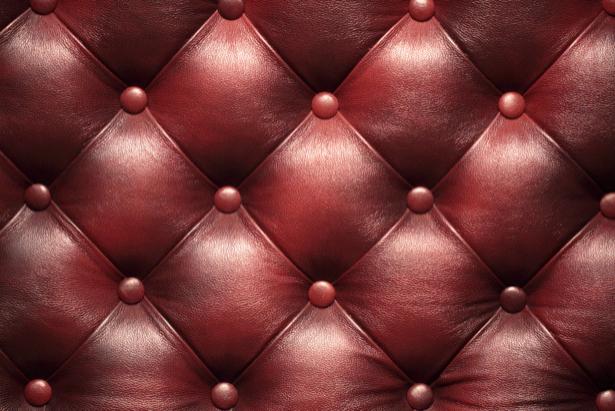 Фотообои текстура кожаной обивки красная (background-0000330)