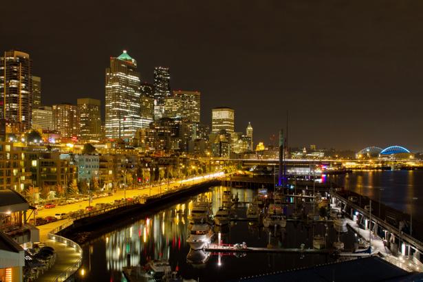 Фотообои Сиэтл, Вашингтон, США, Америка (city-0000355)