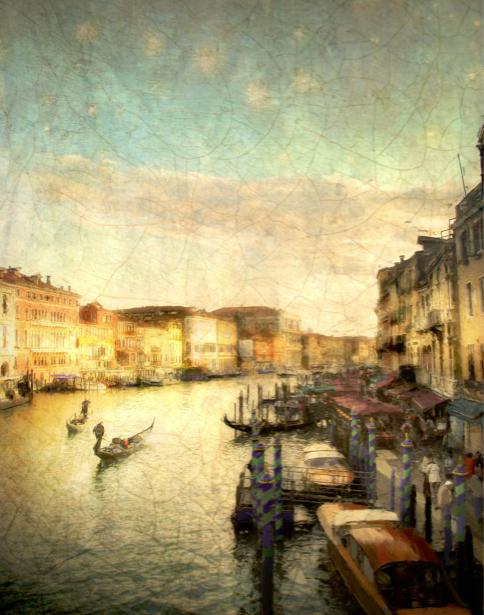 Фотообои Венеция канал (city-0000394)