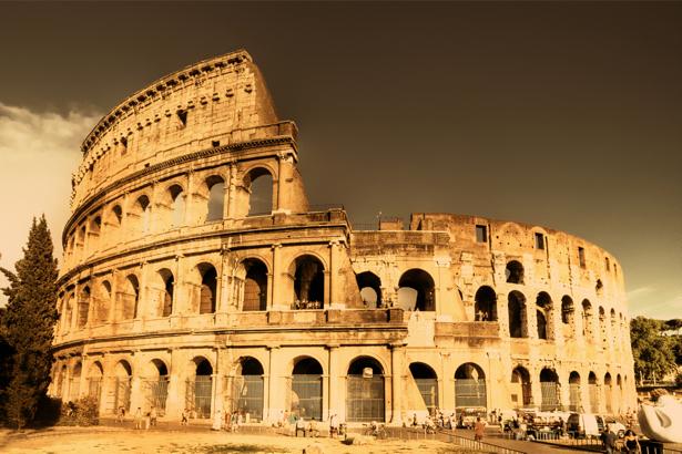 Фотообои колизей италия рим (city-0000399)