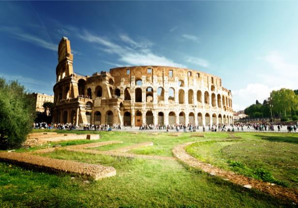 Фотообои Колизей Италия Рим Европа (city-0000411)