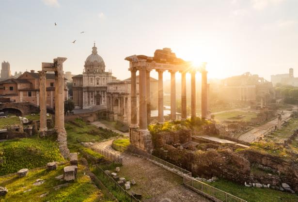 Фотообои Италия Римский форум (city-0001011)