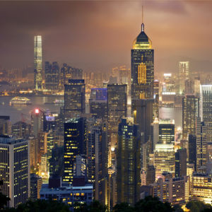 Фотообои фото Hong Kong (city-0001169)