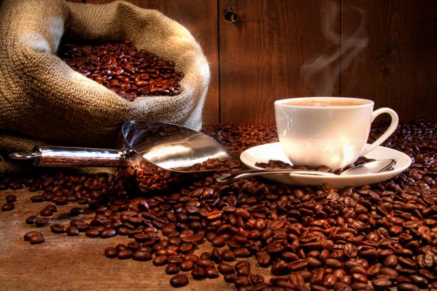 Кофейная композиция кофе фотообои (food-0000160)