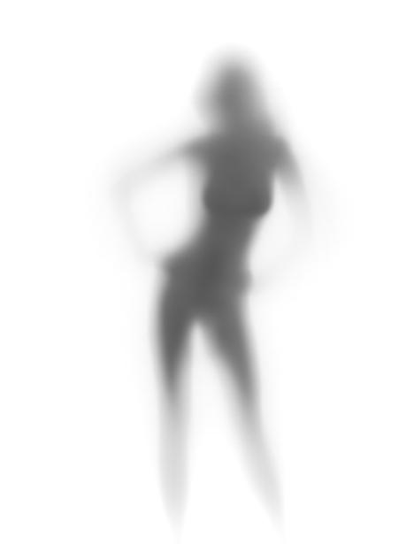 Фотообои силуэт тень (glamour-0000162)
