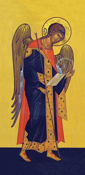 Икона Архангел Михаил (icon-00121)