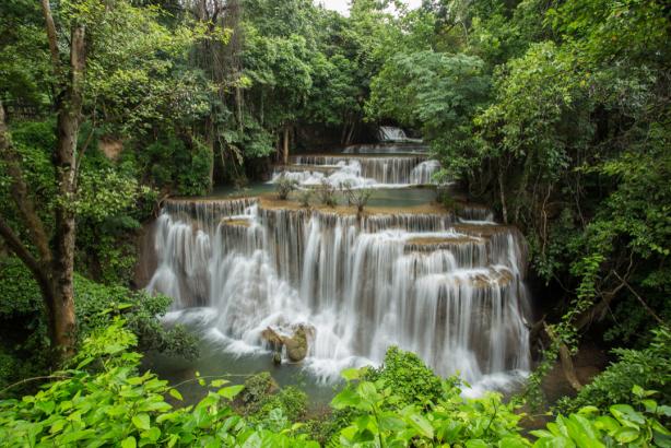 купить | Фотообои каскад водопада лес ...: make.ua/image/8770/2